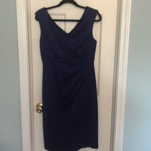 New cb by Dress Barn size 12 blue night out dress